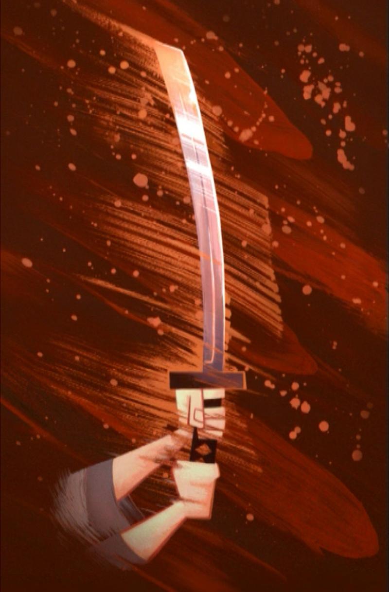 Samurai Jack's Sword
