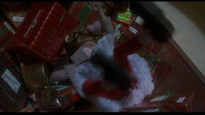 Cindy Lou-Who in Sorting machine