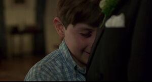 Alan apologizes to his father
