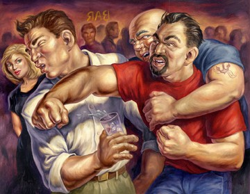 Inciting Brawls and Scuffles