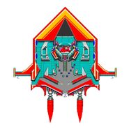 Doctor Robotnik's Ship