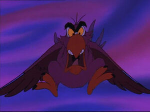 Hey Jafar! SHUT UP!!!!!