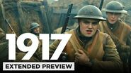The First 9 Minutes of 1917 (in One Unbroken Shot) - Blake and Schofield embarking on a mission to call off an doomed assault.
