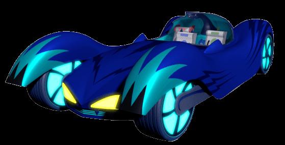Cat Car