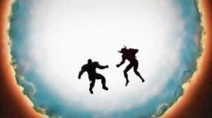 Cyborg Destroys Apokolips - Justice League Dark Apokolips War