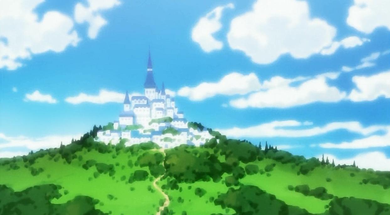 Blue Sky Kingdom