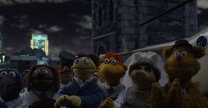 Walter and other Muppets apologizes