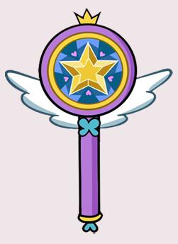 Royal Magic Wand