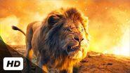 The Lion King (2019) - Simba Exposes Scar Scene (Bonus 10 10) Super Scenes BluRay HD