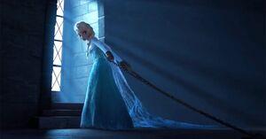 Elsa is captured