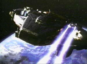 Astro Megaship