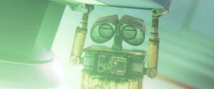 WALL-E needs help