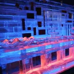 Gotham City/Iceberg Lounge