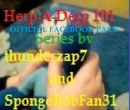 Herp-A-Derp 101 Facebook Profile
