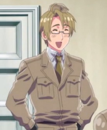 America's Air Force Uniform in the Anime