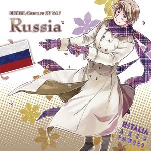 Hetalia Russia CD.png