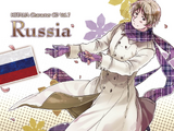 Hetalia: Axis Powers Character CD Vol.7- Russia