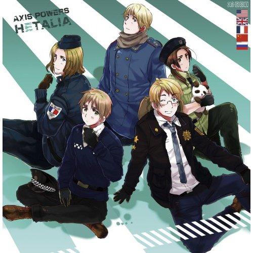 Hetalia Drama CD: Volume 2