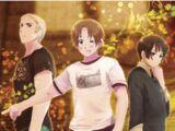 Hetalia Drama CD: Volume 1