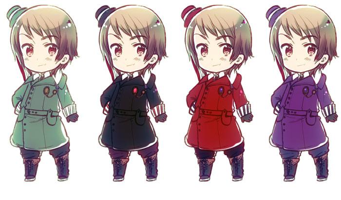 Uniform Guide: Romania