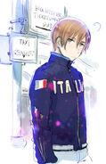 Romanoolympicsjacket