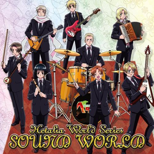 Hetalia World Series: Sound World