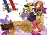 Hetalia: Axis Powers Character CD Vol.5- France