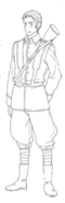 Germany WWII uniform