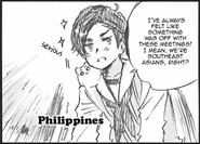 Pien-kun seriousness
