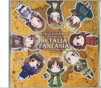 Hetalia Fantasia