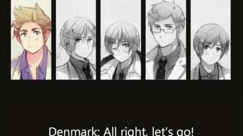 Always With You... Nordic Five!