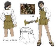AfricaClass Uniform