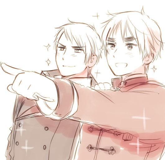 Prussia/England