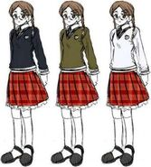Europeclass girlsweater