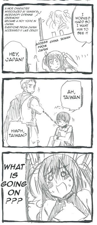 Japan/Taiwan