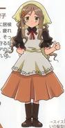 Maid Hungary Anime Design
