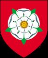 Wappen des Ordens der Weißen Rose