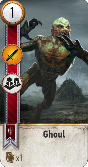Tw3 gwent card face Ghoul 1.png