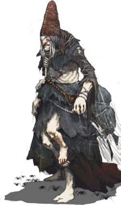 Weavess concept art - The Witcher 3 Wild Hunt.png