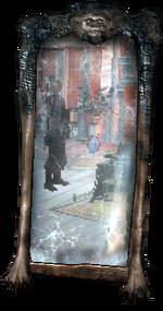 magischer Spiegel von Triss