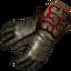 Handschuhe des Älteren Blutes