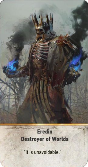 Tw3 gwent card face Eredin Destroyer of Worlds.png