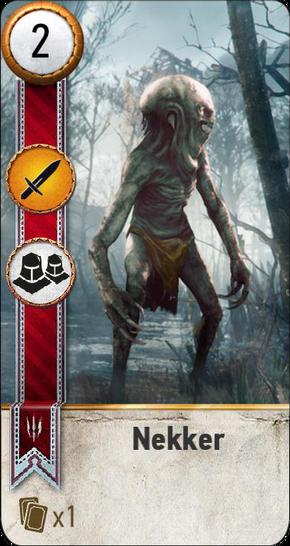 Tw3 gwent card face Nekker 3.png