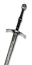 Tw3 weapon witcher steel manticora ep2 sword lvl1.png