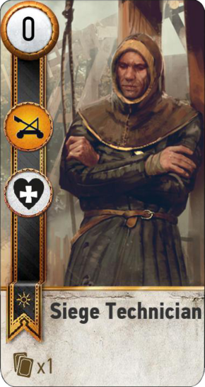 Tw3 gwent card face Siege Technician.png
