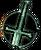Stahlschwert verwenden