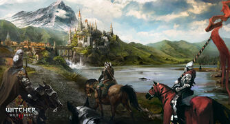 Blood and wine road to palace by scratcherpen-da4mssy.jpg