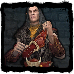Yaevinn (Hauptcharakter in The Witcher 1)
