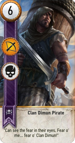 Tw3 gwent card face Clan Dimun Pirate.png