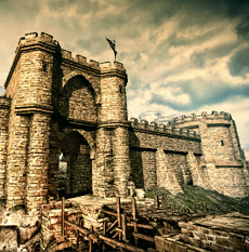 Burg La Valette